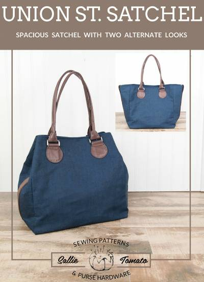 Union Street Satchel Pattern - Click Image to Close
