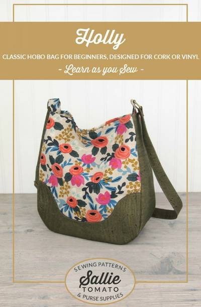 Holly Classic Hobo Bag Pattern * - Click Image to Close