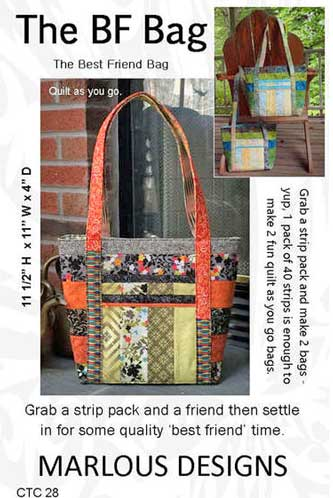 The BF Bag Pattern by Marlous Designs - Click Image to Close