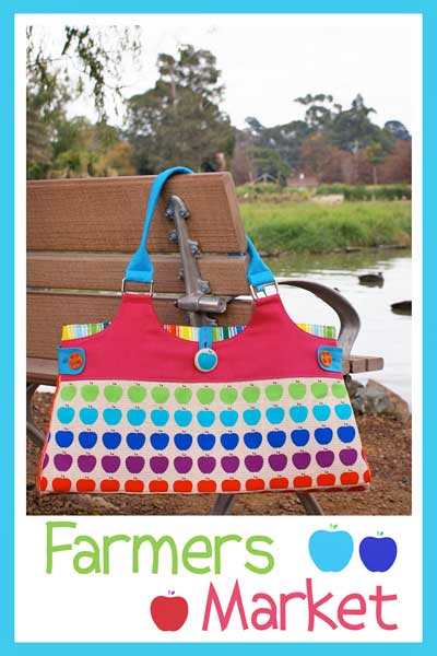 Farmers Market Bag Pattern - Click Image to Close