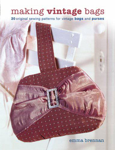 Making Vintage Bags Book - Click Image to Close