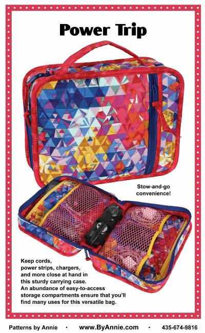Power Trip Compact Case Pattern - Click Image to Close