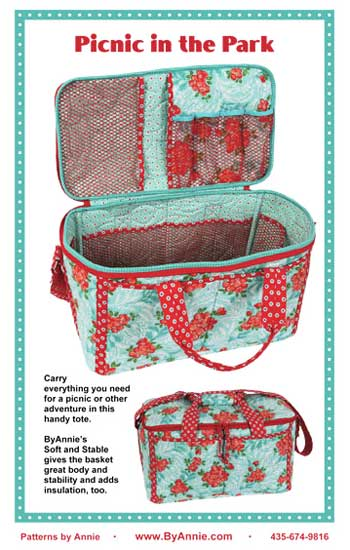 Picnic In The Park Pattern - Click Image to Close