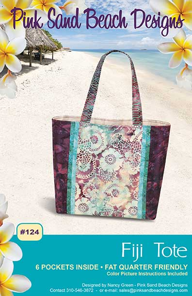 Fiji Tote Pattern - Click Image to Close