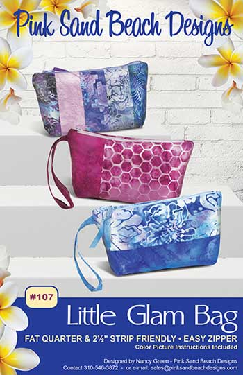 Little Glam Bag Pattern * - Click Image to Close