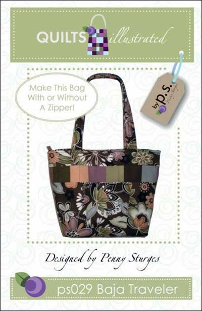 Baja Traveler Bag Pattern - Click Image to Close