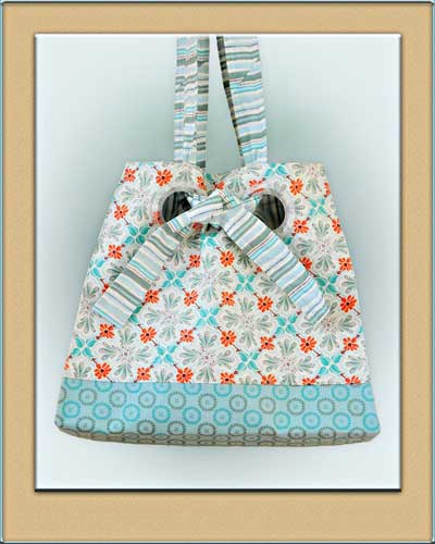 Cape Cod Mini Bag Pattern * - Click Image to Close