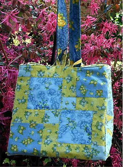 The Jackie Bag Pattern - Click Image to Close