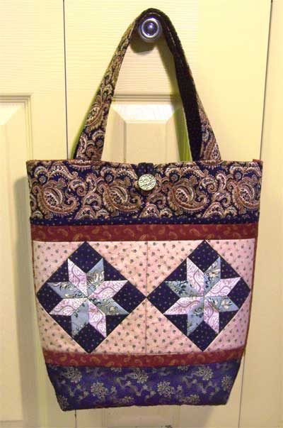 Minneapolis Tote Pattern - Click Image to Close