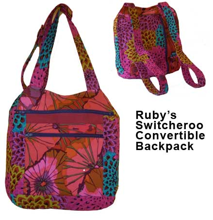 Ruby's Switcheroo Bag Pattern - Click Image to Close