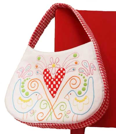 The Two of Us Bag Pattern * - Click Image to Close