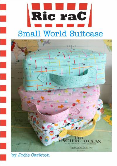 Small World Suitcase * - Click Image to Close