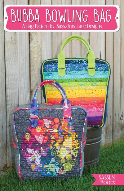 Bubba Bowling Bag Pattern - Click Image to Close