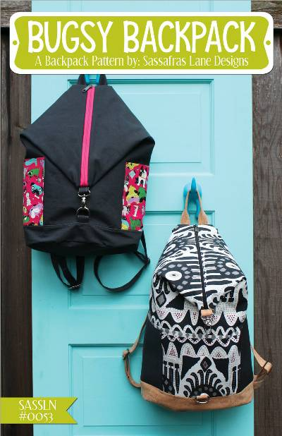Bugsy Backpack Pattern - Click Image to Close