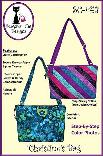 Christine's Bag Pattern - Click Image to Close