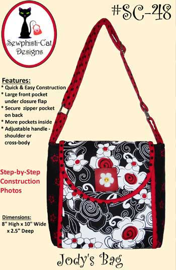 Jody's Bag Pattern - Click Image to Close