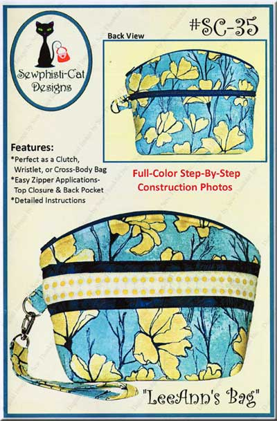LeeAnn's Bag Pattern * - Click Image to Close