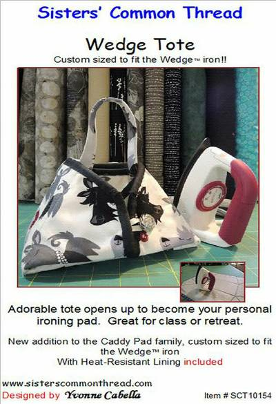 Wedge Tote Pattern - Click Image to Close