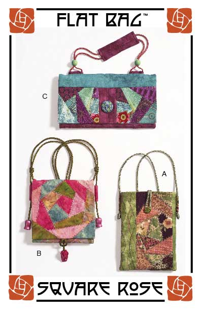 Flat Bag Pattern * - Click Image to Close