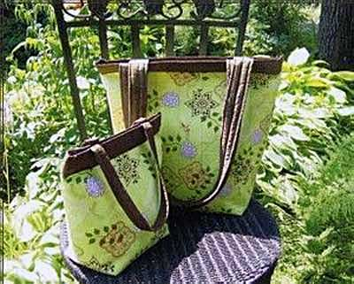 Snap Happier Purse & Tote Pattern - Click Image to Close