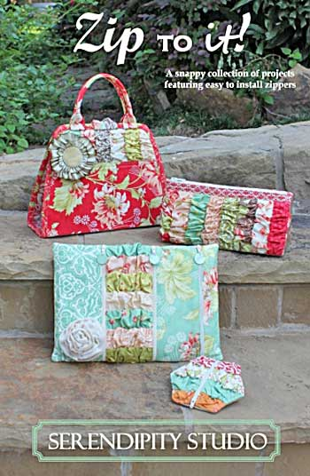 Zip To It! Pattern Project Booklet - Click Image to Close