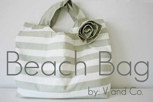 Beach Bag Pattern - Click Image to Close