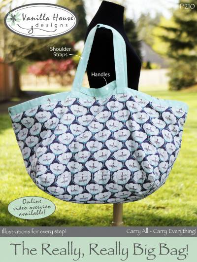 The Really, Really Big Bag! Pattern - Click Image to Close