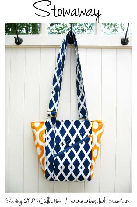 Stowaway Bag Pattern - Click Image to Close