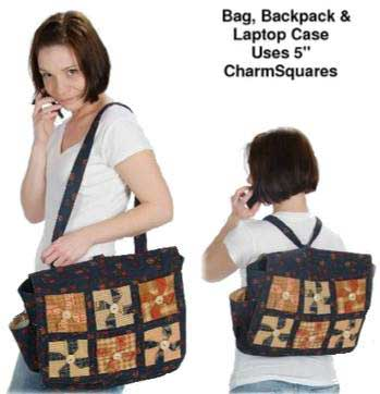 The Messenger Girl Bag Pattern - Click Image to Close