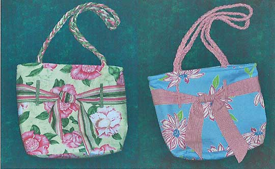 Anytime Tote Pattern * - Click Image to Close