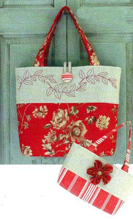 C'est Chic Bags Pattern - Click Image to Close