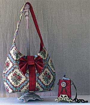Simply Bowdacious Bag Pattern - Click Image to Close