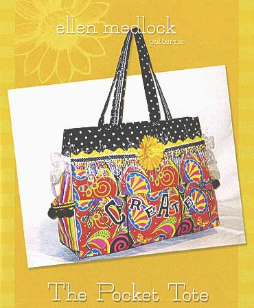 The Pocket Tote Pattern - Click Image to Close