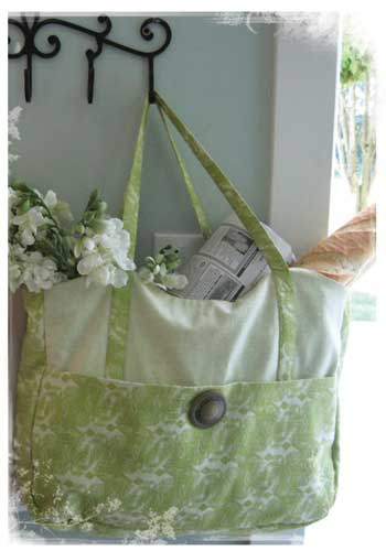 Eco Market Tote Pattern * - Click Image to Close