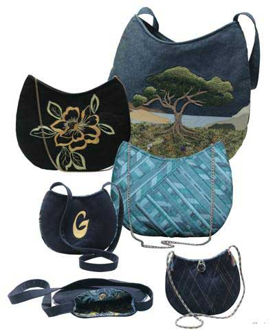Hobo Tote Pattern * - Click Image to Close