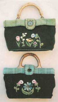 Posey Purses II Pattern - Click Image to Close
