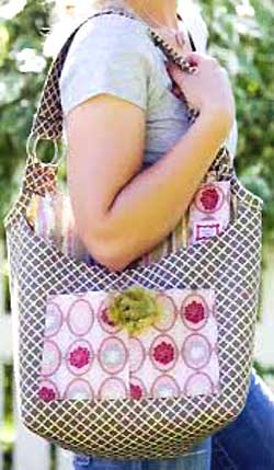 Sassy Connie Arm Bag Pattern * - Click Image to Close