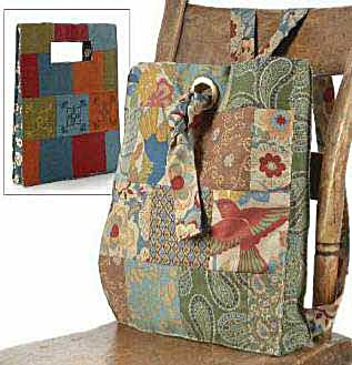 Boxy Backpack Pattern - Click Image to Close