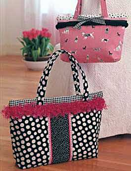 Pretty Snappy Bag Pattern - Click Image to Close