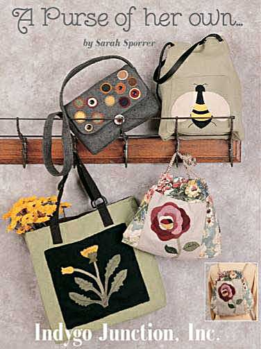 A Purse of Her Own Pattern Booklet - Click Image to Close