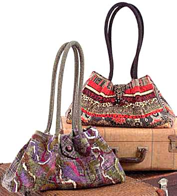 The Sangria Bag Pattern - Click Image to Close