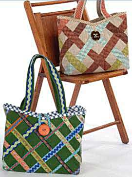 Tic-Tac-Tote Pattern - Click Image to Close