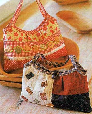 Pocketbook Purse Pattern - Click Image to Close