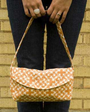 Mini Flap Purse Pattern * - Click Image to Close