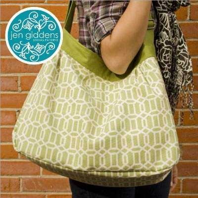 Pleated Messenger Bag Pattern * - Click Image to Close