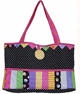 Pam's Charming Bag Pattern - Click Image to Close