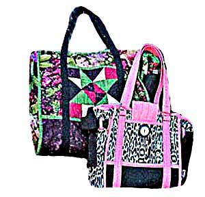 Gypsy Purse and Tote Pattern - Click Image to Close