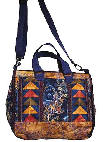 Quilted Handbag Pattern - Click Image to Close