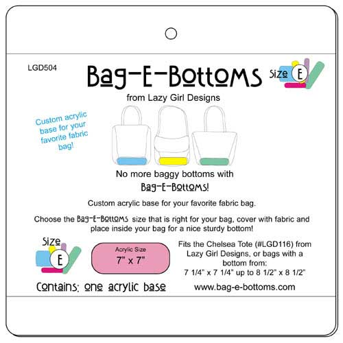 Bag-E-Bottoms E - Click Image to Close
