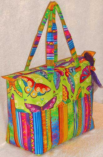 Summer Tote Bag Pattern - Click Image to Close
